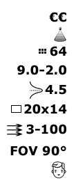 SonoScape 7P-B