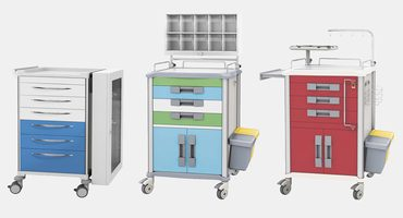 Trolleys for Hospitals and Practises